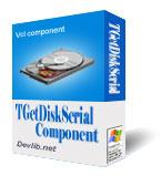 TGetDiskSerial Component